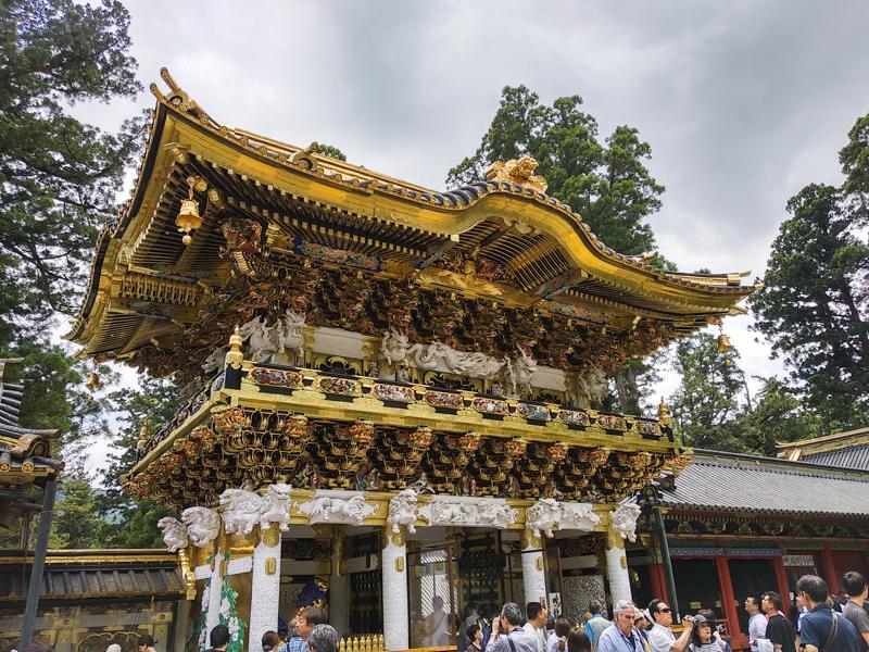 Santuario Toshogu Nikko
