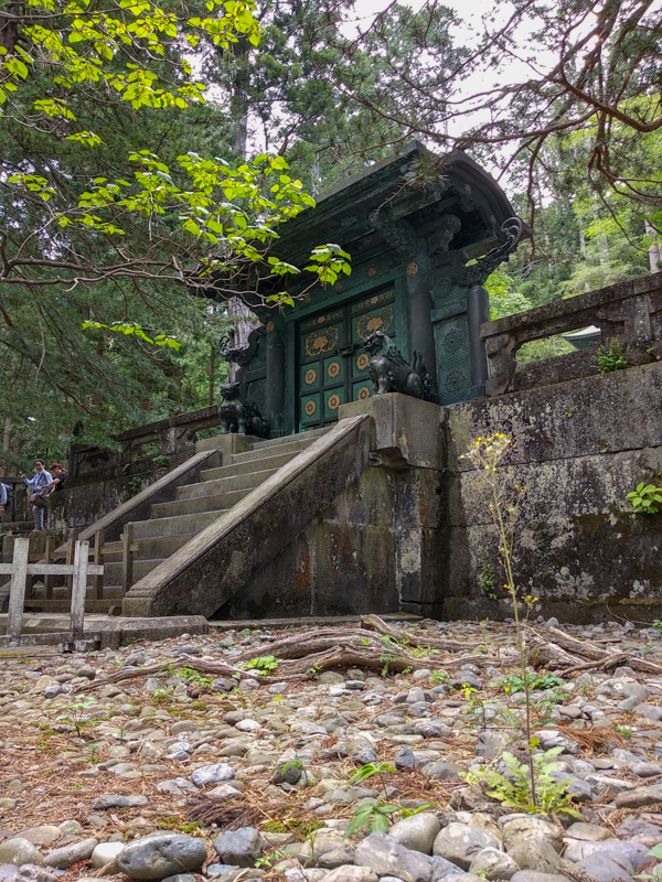 mausoleo del Santuario Toshogu Nikko 1