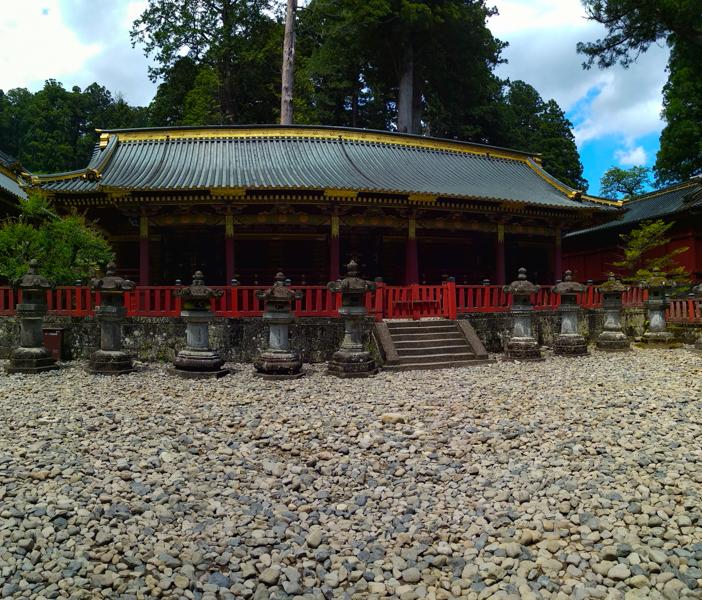 almacenes del Santuario Toshogu Nikko