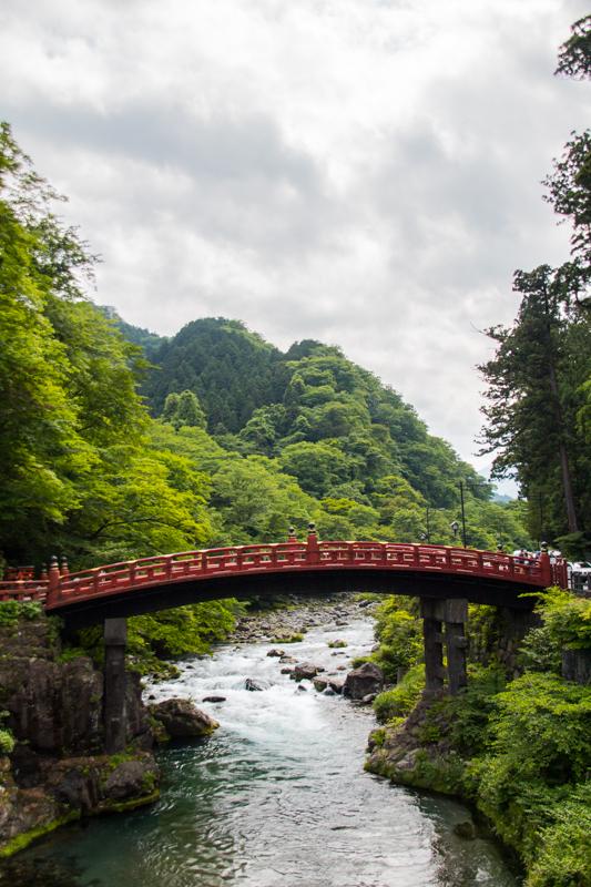 Puente Shinkyo Nikko 1
