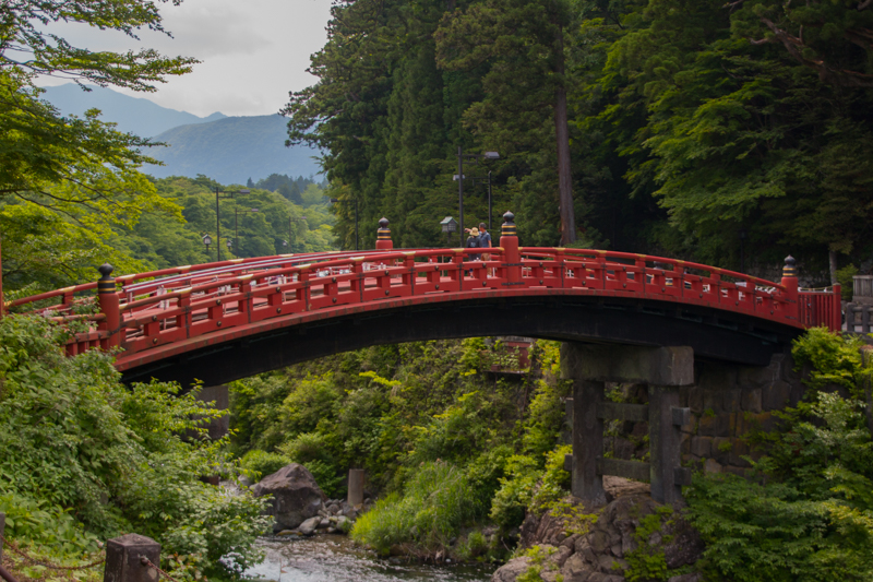 Puente Shinkyo Nikko 2