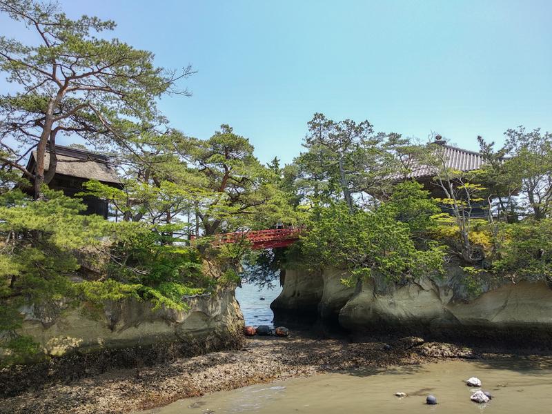 Templo Godaido en Matsushima 2