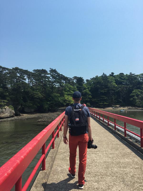 Sergio en el Puente Fukuurabash 2
