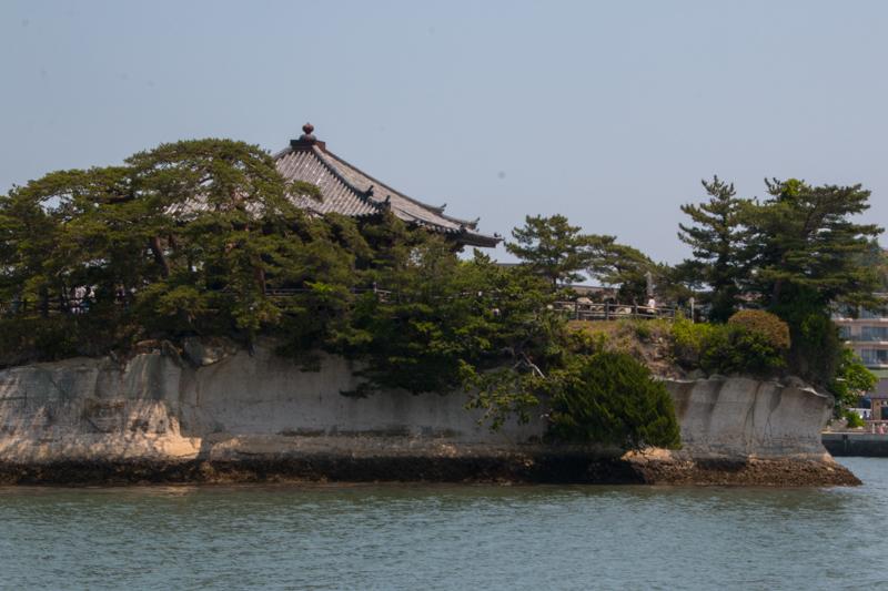 Templo Godaido en Matsushima 3