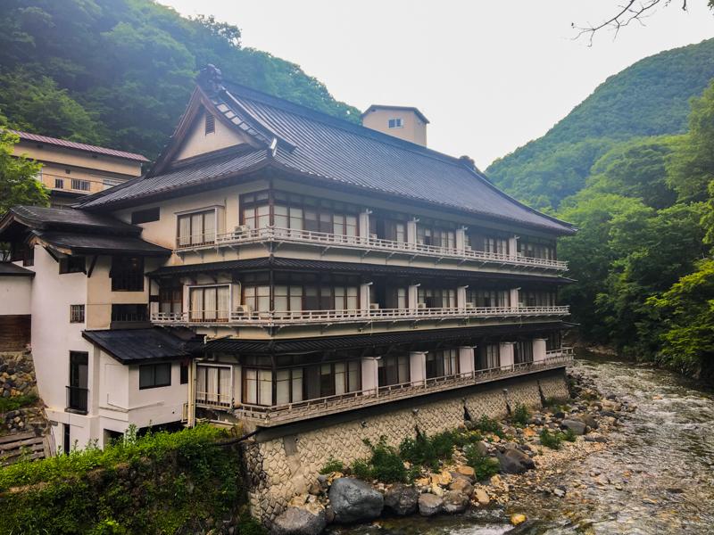 Takaragawa Onsen 4