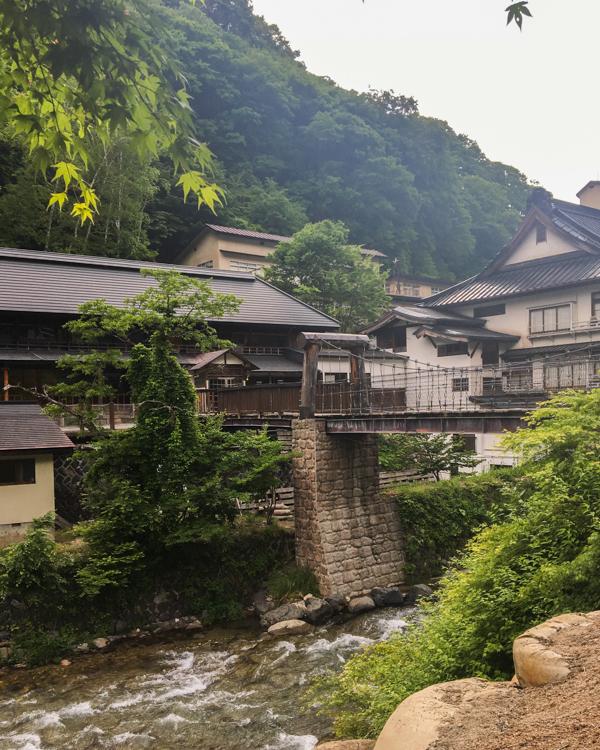 Takaragawa onsen 1