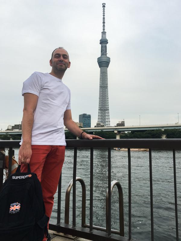 río Sumida Tokio 2