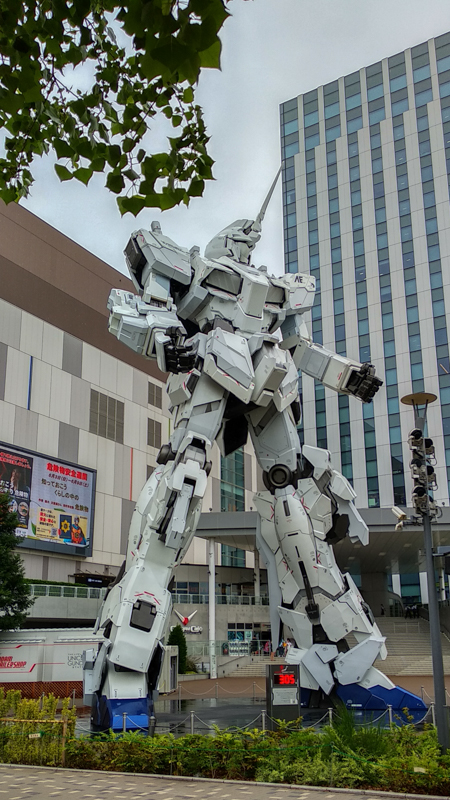 Gundam Odaiba 1