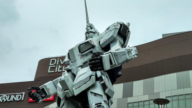 Gundam Odaiba 2