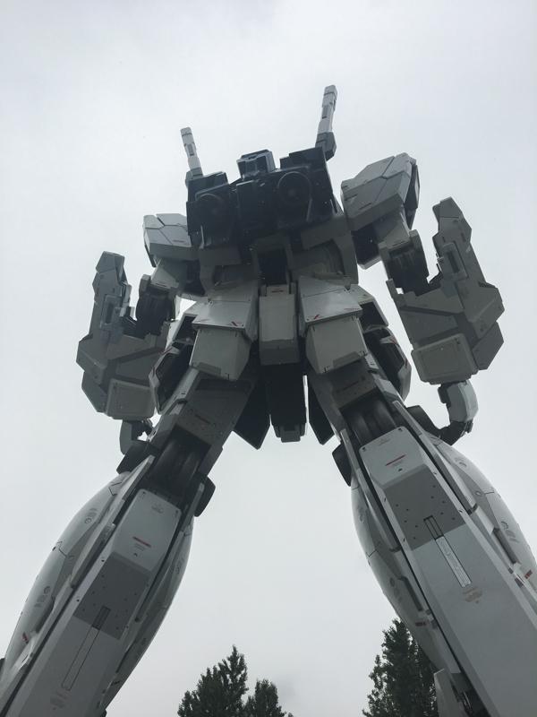 Gundam Odaiba 3