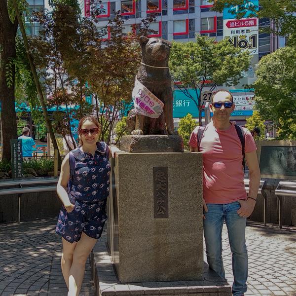 Hachiko Shibuya 2